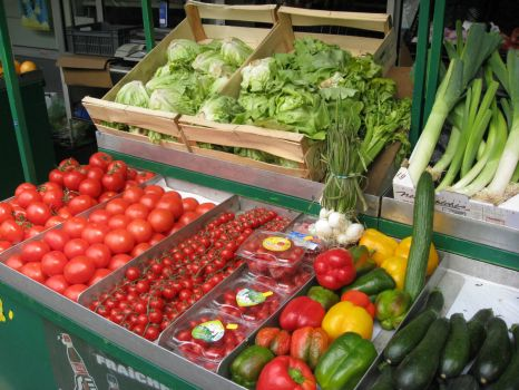 Market - South of France