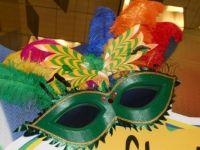 A beautiful mask