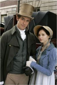 JJ Feild Henry Tilney in Northanger Abbey