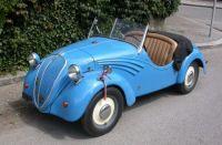 NSU FIAT Spider, 1939