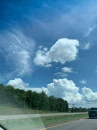 Minnesota clouds