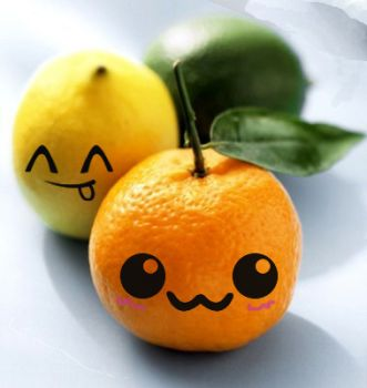 lemon like orange