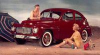 1945 Volvo PV 444 Sweden