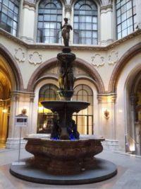 Brunnen in der Ferstel Passage (Wien)