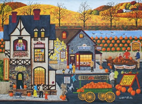 Harvest Street Party - 588