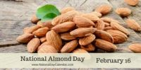 Today Is National Almond Day!!