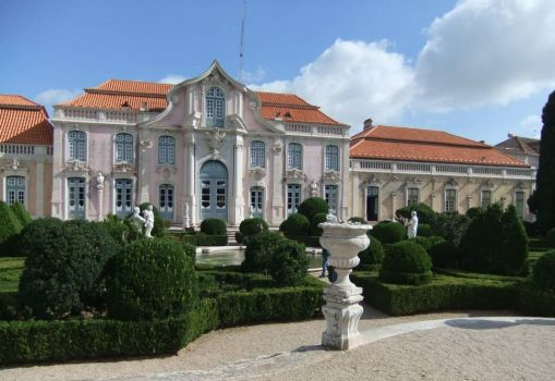 Queluz National Palace, Lisbon, Portugal