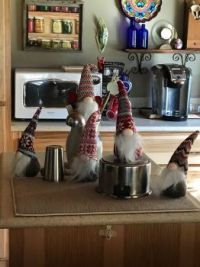 Gnomes in my kitchen!
