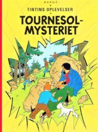 Tintin Book Cover