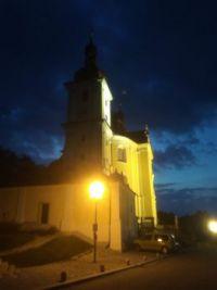kostel Panny Marie Těšitelky Dobrá Voda