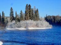 Frosty Island