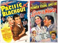 Pacific Knockout ~ 1941 and Love is News ~ 1947