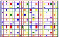 rainbow lines and squares (medium)