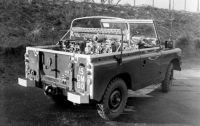 Land Rover serie 1 - Military