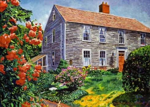 Country House Cape Cod