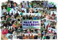 2017 Walk for Wellbeing collage