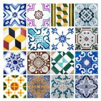 Portuguese tile patterns