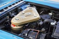 1957 Cadillac Eldorado Brougham blue engine batwing air cleaner