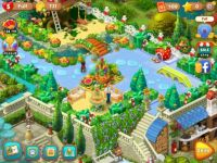 Gardenscapes fruits and flowers