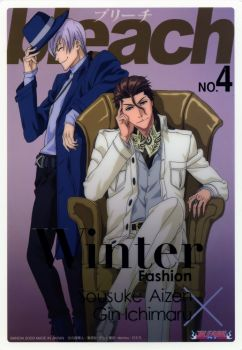 bleach No.4 winter fashion