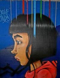 Barcaccia graffiti, Forlì, Italy