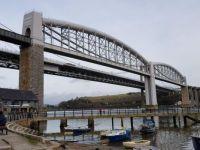 Brunel Tamar Rail Bridge