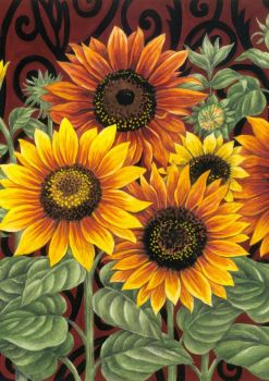 Sunflower Medley