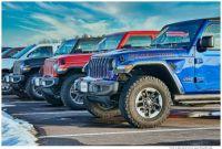 Front Line Jeeps
