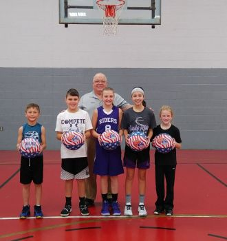 OVR Elks #231 Hoop Shoot Winners