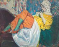 Ulisse Caputo Artwork  - Italian Artist 1872-1948