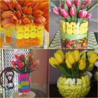 Easy Easter decorations diy
