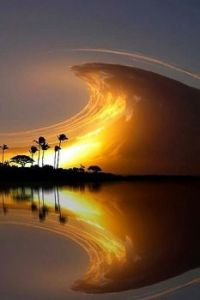 Awesome nature - Sky Wave - Costa Rica