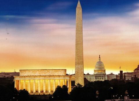 Washington DC Monuments