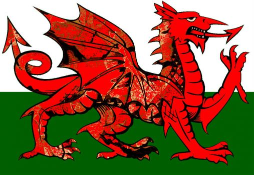 Dydd Dewi Sant - St. David's Day. Patron Saint of Wales!!