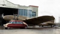 1930'S Stout SCARAB AND A BOEING 247-A