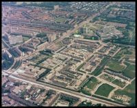 June 1981 Aerial view over part of The Hague
