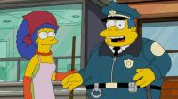 marge and chief wiggum