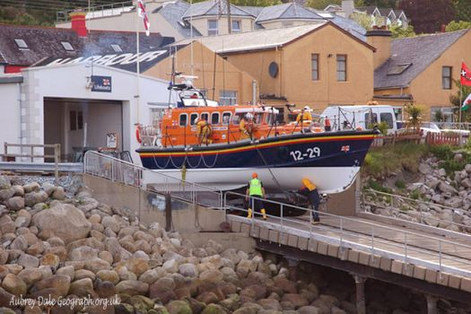 Newcastle lifeboat