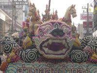 Chiang Mai floral parade