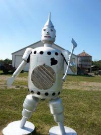 I am the tin man