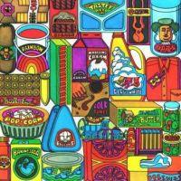 Vintage Groceries (773)