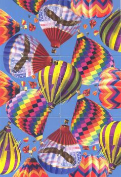Theme: Squares: Balloons puzzle