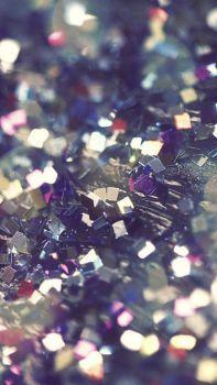 Glitter Extreme Closeup