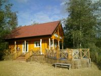 Poole Keynes - Log Cabin