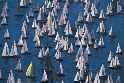 Sail Boats in Switzerland