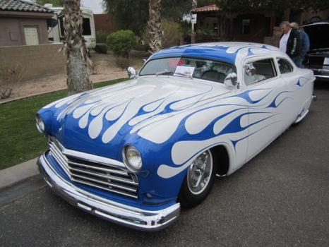 Seen in Yuma AZ