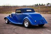 1933 Full-Fender Ford Roadster