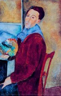 Amedeo Modigliani Paintings