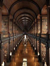 So many books...