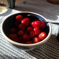 A bowl of summer